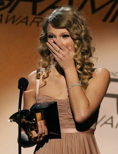 Taylor Swift Photos: 52nd Annual GRAMMY Awards - Pre-Telecast Show