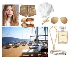 """Les Bateaux"" by chocolatemoussetart ❤ liked on Polyvore"