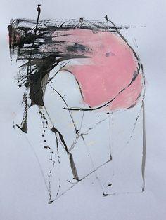 Study... 2017 #brunovaratojo #varatojo #art #artcore #artist #contemporaryart #contemporaryartist #artsy #love #feelings #modernart #artwork #fineart #artcall #painting #study #paintingstudy #drawing #being #form #figure #saatchiart