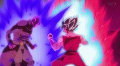 *Goku Super Saiyan God v/s Hit* - Dragon Ball Z Photo (39627969) - Fanpop