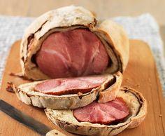 Prosciutto in crosta di pane - Friuli