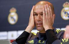 13:00 Rueda de prensa de Zidane