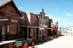 Ghost Towns along the Turquoise Trail