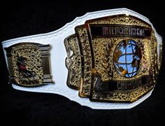 Wwe Belts, Mma, World Heavyweight Championship, Championship Rings, Professional Wrestling, Mixed Martial Arts, Gallery, Leather, Lucha Libre