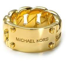 MICHAEL Michael Kors Michael Kors ID Band Ring Beauty Cosmetics Makeup Skin Care Products