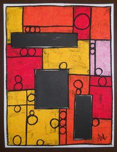 #art #artcontemporain #contemporaryart #galeriedart #artgallery #oeuvre #expression #contemporain #artist #geométrique #abstractiongéométrique #formes #couleurs #KAZOART