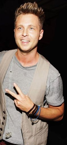 Ryan Tedder of OneRepublic