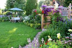 Aiken House & Gardens: Some Past Garden Favorites