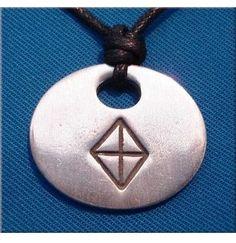 Binderunen Amulett Gesundheit mehr Infos auf:  www.Guntia-Militaria-Shop.de