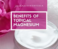 Benefits of Topical Magnesium Benefits of Topical Magnesium: Did you know that magnesium is the four Topical Magnesium, Magnesium Spray, Magnesium Benefits, Magnesium Supplements, Magnesium Deficiency, Healthy Skin, Healthy Life, Muscle Function, Stress And Anxiety