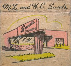 Sands Cleaners | Flickr - Photo Sharing!