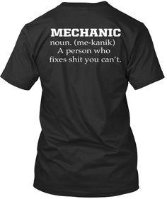 Mechanic!