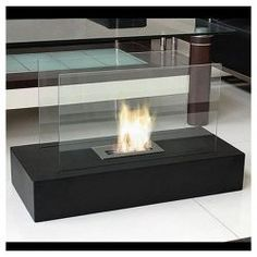 instant cozy with a modern touch fireplace $299 #cozy #fallessentials