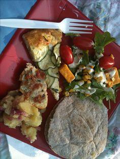 Food! Delicious food!