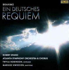 Mariusz Kwiecien - Brahms: Ein Deutsches Requiem