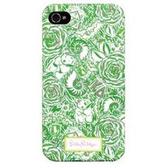 2012 Lilly Pulitzer - Kappa Delta - iphone4 case