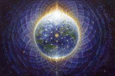 Healing by Autumn Skye Arte Pink Floyd, Art Visionnaire, L Ascension, Alex Grey, Visionary Art, Flower Of Life, Illuminati, Sacred Geometry, Geometry Art