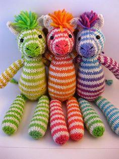 Letras e Artes da Lalá: Bichinhos de crochê (pinterest.com - sem receitas)