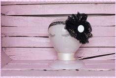 Haarbänder - Haarband/ Babykopfschmuck - ein Designerstück von HausLiliput bei…