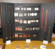 diy jewelry display   Tumblr