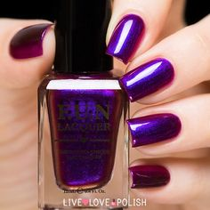 Fun Lacquer Cheers To The Holiday | Live Love Polish