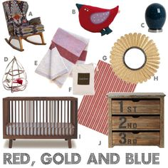 change in up with rich, unique & rustic hues perfect for a #sophisticated but whimsical #nursery
