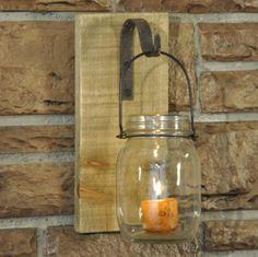 Hanging Canning Jar: Piper Classics