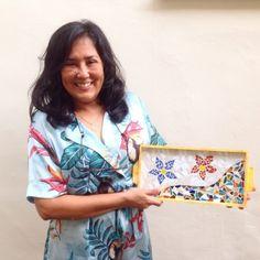 Cursos de artes: Mosaico, Pintura em Vasos e Pontilhismo – Além da Rua Atelier