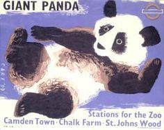 Giant panda Clifford & Rosemary Ellis 1939