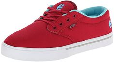 etnies Women's Jameson 2 Skate Shoe - http://shop.dailyskatetube.com/product/etnies-womens-jameson-2-skate-shoe/ -  Get cool kicks and save the planet with the Etnies Women's Jameson 2 Skate Shoe. A part of the Buy a Shoe, Plant a Tree project, Etnies plants a tree each time you buy a pair of trainers. Goodbye, shopper's guilt. This skate shoe offers more than peace of mind: high-performance cupsole -