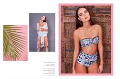 Lalesso outfit paired with Matter Of Fakt jewellery Media Matters, African Fashion, Bikinis, Swimwear, Pairs, Jewellery, Inspiration, Outfits, Bathing Suits