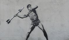 Bansky in London 2012