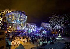 Exhale Pavilion at Art Basel Miami