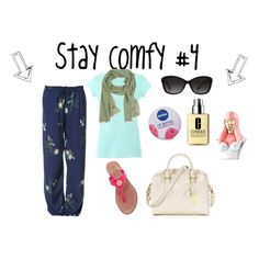 """Stay Comfy #4"" by reemtaha on Polyvore"