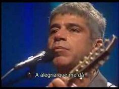 ▶Lulu Santos - Apenas Mais Uma De Amor