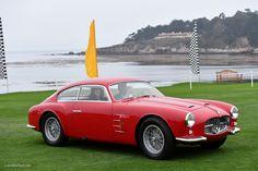 Pebble Beach Concours d'Elegance Maserati