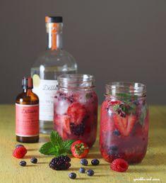 Rhubarb Rye Soda Recipe — Dishmaps