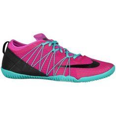 timeless design efeeb a5a19 Nike Free 1.0 Cross Bionic 2 - Womens - Training - Shoes - Fuchsia  FlashLt RetroWhiteBlack-sku18841500