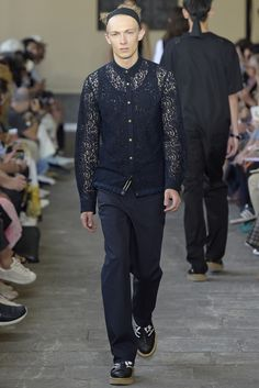 No. 21 Men's ready to wear Spring 2016
