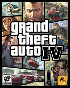 GTA IV ... Imma finish you!!