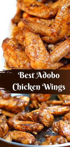 New Chicken Adobo Recipe Only On This Site! Healthy Stuffed Chicken, Healthy Chicken Recipes, Turkey Food, Turkey Recipes, Chicken Adobo, Chicken Wings, Chinese Chicken, Pinoy, Broccoli