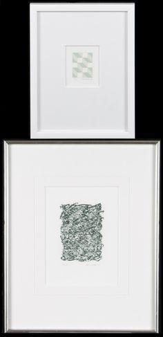 Juhana Blomstedt, 2 kpl, serigrafia - Hagelstam A126