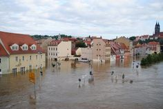 Meissen Germany after the June 2013 floods Posted by floodlist.com