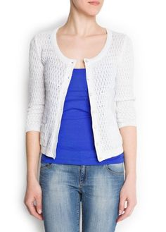 Mango Women's Textured Knit Cardigan, White, Xs MANGO,http://www.amazon.com/dp/B00C4CFDK4/ref=cm_sw_r_pi_dp_Ir-Frb5C0B1A47A5