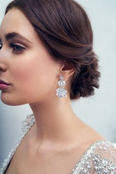Anna Campbell Natalia Chandelier Earrings