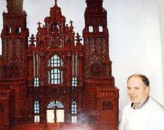 Catedral de Santiago en Chocolate