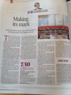 Review of the Marker Hotel - keen on our Camelina Oil! The Marker Hotel, Food Out, Markers, Oil, Writing, How To Make, Sharpies, Marker, Being A Writer