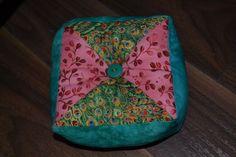 Mess's pin cushion present :)