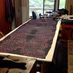 Barbara Schey is very experienced in a range of textile techniques. Textiles Techniques, Australian Art, Textile Artists, Creative People, Artist Art, Modern, Design, Fashion, Moda