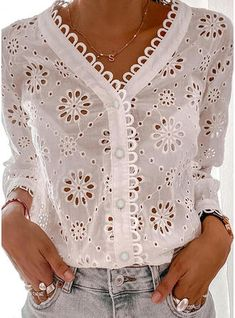 Blouses For Women, Girls Dresses, Sewing, Crochet, Lace, Casual, Vintage, Tops, Products